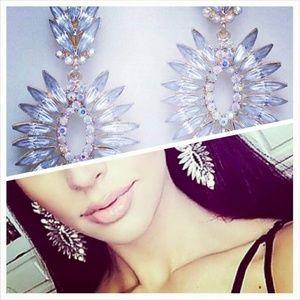 Kassandra Clip Earrings